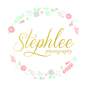 Stephlee Photography | Geelong Wedding Photographer logo